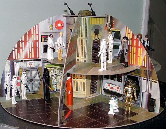 Finding a Palitoy Death Star. « Lando's Locker – Vintage Star Wars Toy Variations & More!
