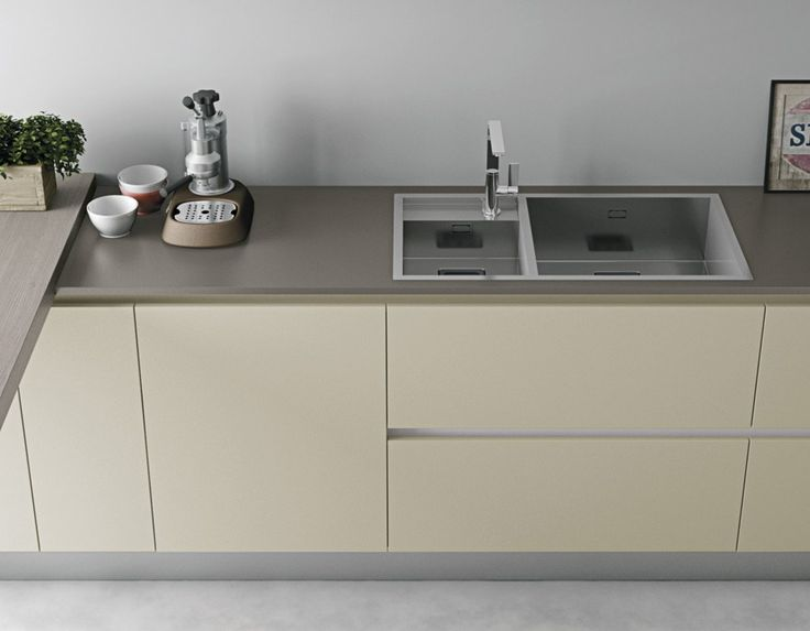 153 best images about cucine open-space on pinterest | modern ... - Base Cucina Componibile