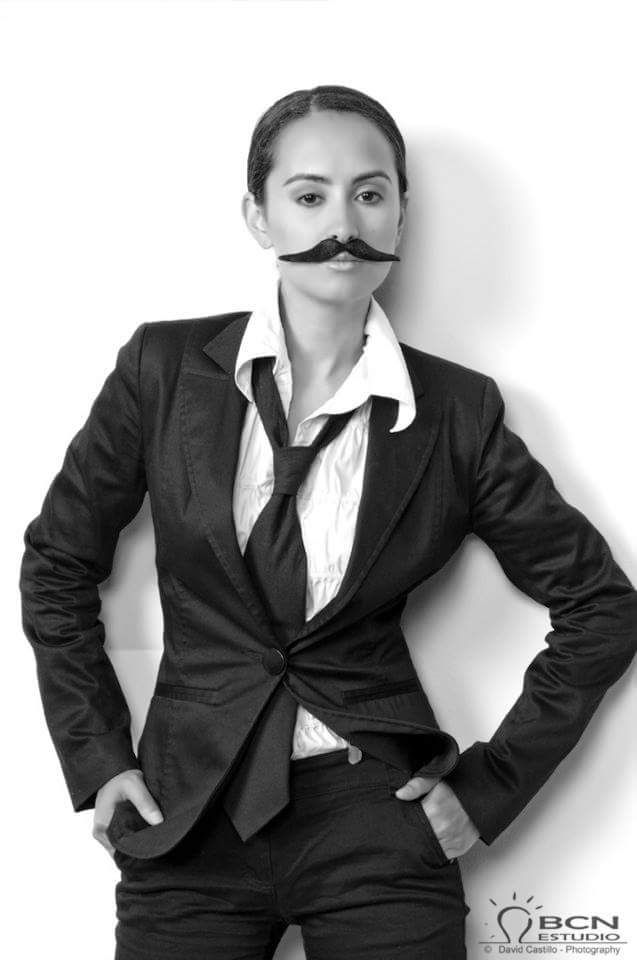 Photoshoot with David Castillo BCN Studios Barcelona  Model; Rebecca Danielle Hanser