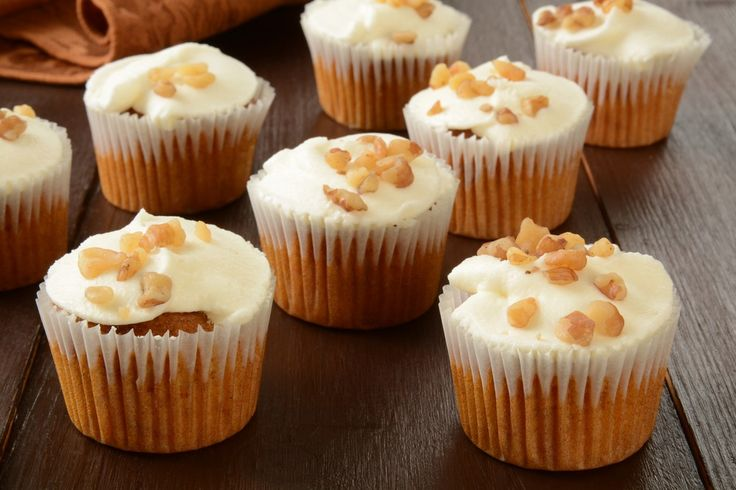 Gluten Free Mini Carrot Cake