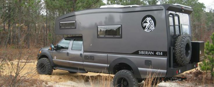 Auto Rv Buy And Sell Used Cars Trucks Rvs And More: Siberian Tiger 4x4 RV Http://www.tigervehicles.com/tiger