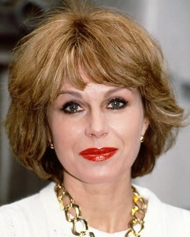 joanna lumley young