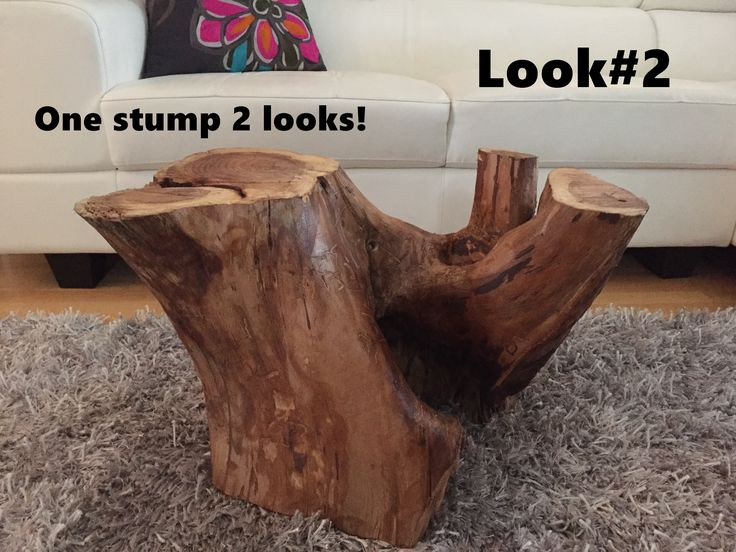 Root Coffee Tables, Root Tables, Log Furniture, LARGE Wood Stump Side Tables , - 25+ Best Ideas About Tree Trunk Coffee Table On Pinterest Tree
