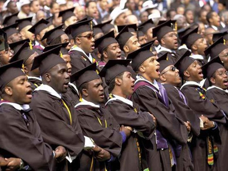Educated, Strong, Black Men....amazing! No stereotypes