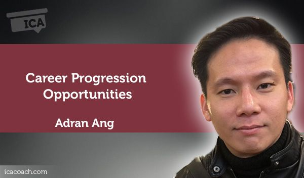 Coaching Case Study: Career Progression Opportunities  Coaching Case Study By Adran Ang  (Career Coach, SINGAPORE)