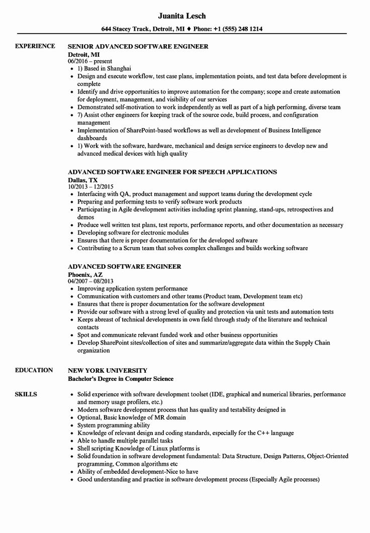 25 Jira Business Analyst Resume in 2020 Internship