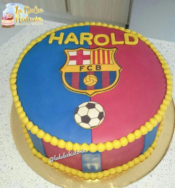 Barcelona cake!
