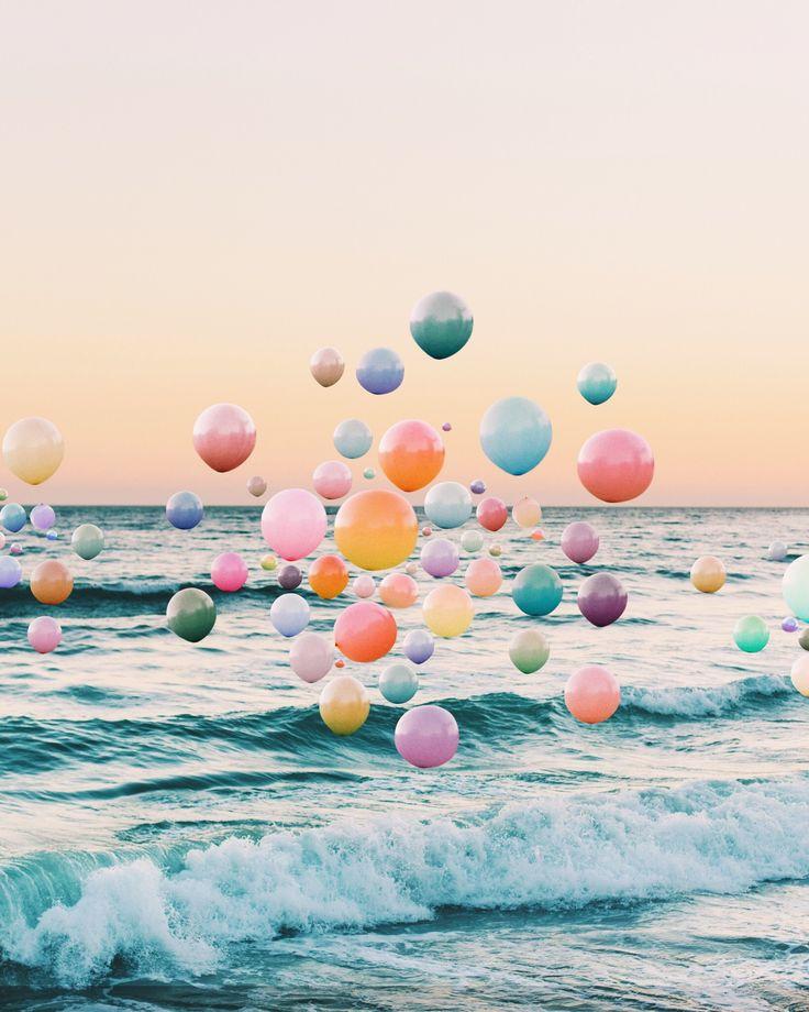 Открытки, картинки с днем рождения и морем