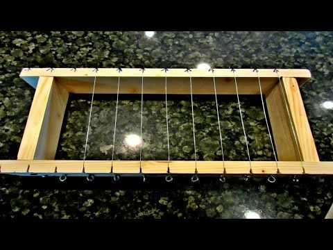 DIY Ten Wire Soap Cutter For $20 *Make It Yourself!* - YouTube
