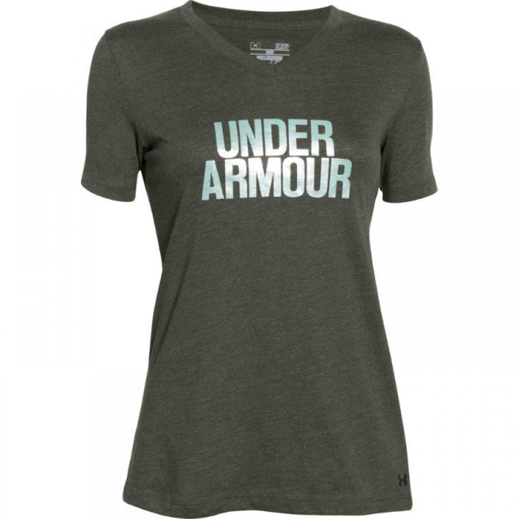 Dámské sportovní tričko Under Armour