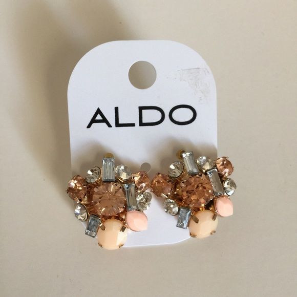 """NWT Aldo Earrings No Trades or PayPal Same Day Shipping Offers Welcomed Please Use """"Make An Offer"""" Button  Bundle Discounts on 2 or more items  ALDO Jewelry Earrings"""