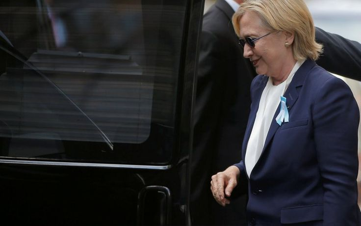 After yesterday's news, Hillary Clinton's health problems have attracted a lot…