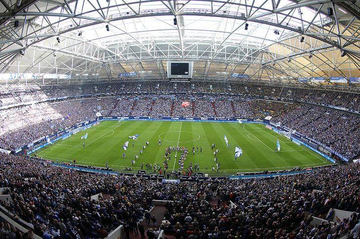 Fc Schalke 04,  Veltins Arena