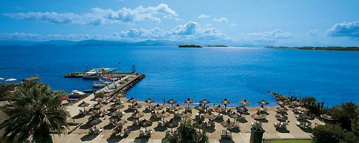 Kontokali Bay Resort & Spa, Κέρκυρα -  Στεγανοποίηση δωμάτων (1992)