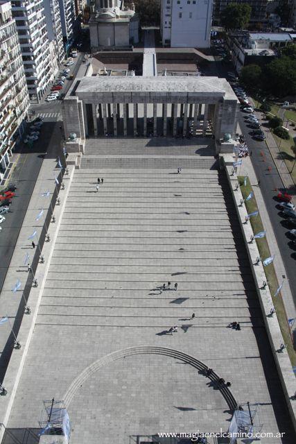 Rosario, desde el Monumento a la Bandera