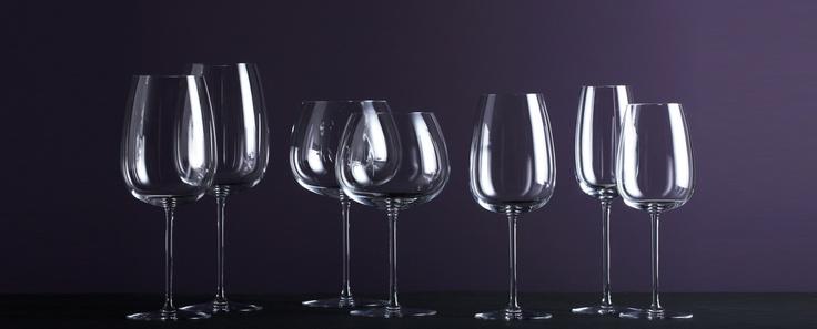 Delight - sklenice na delikátní vína