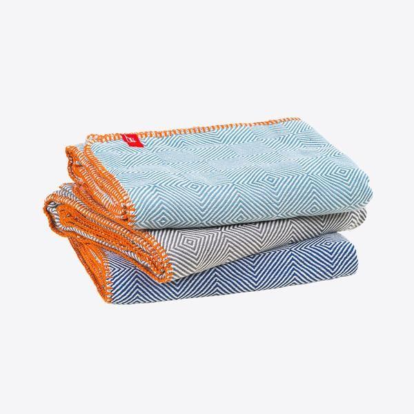 Camping Blanket Blue