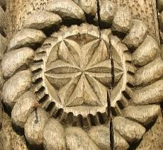 Poarta din Maramures (roata)