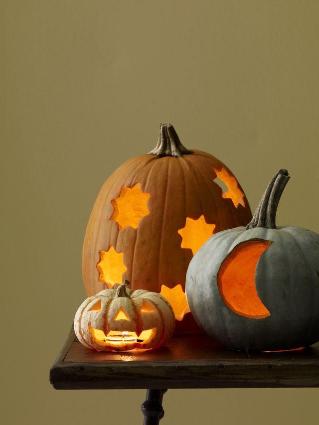 Talla tu calabaza de Halloween paso a paso