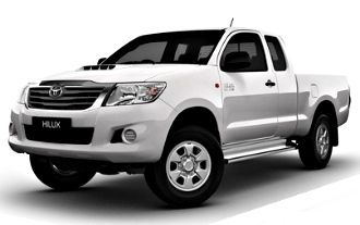 Toyota Hilux - From as low as $682 per fortnight. The fortnightly cost includes fuel, insurance, servicing and other expenses. Talk to LeasePLUS on 1300 13 13 16 or visit www.leaseplus.com.au