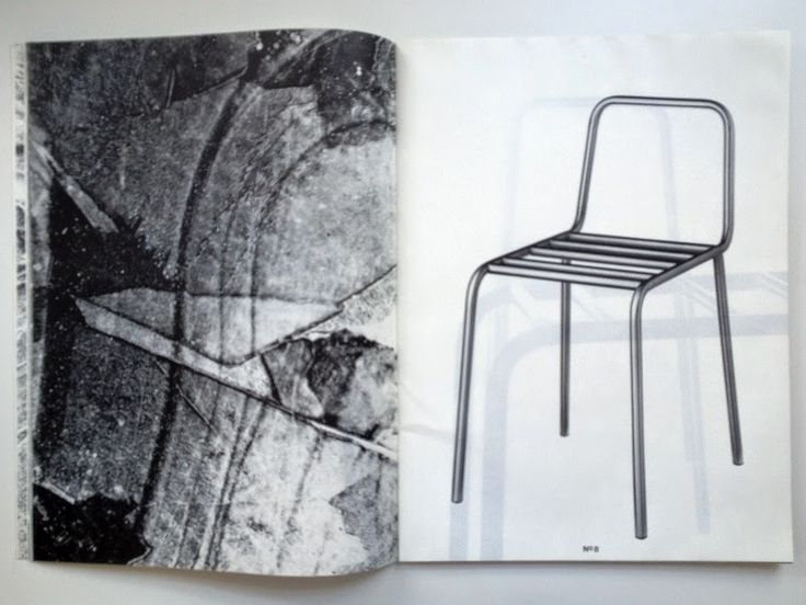 FURNITURE THIS 1990 FURNITURE RETROSPECTIVE COULD BE THE WORLDu0027S MOST  ELUSIVE COMME DES GARCONS CATALOGUE.