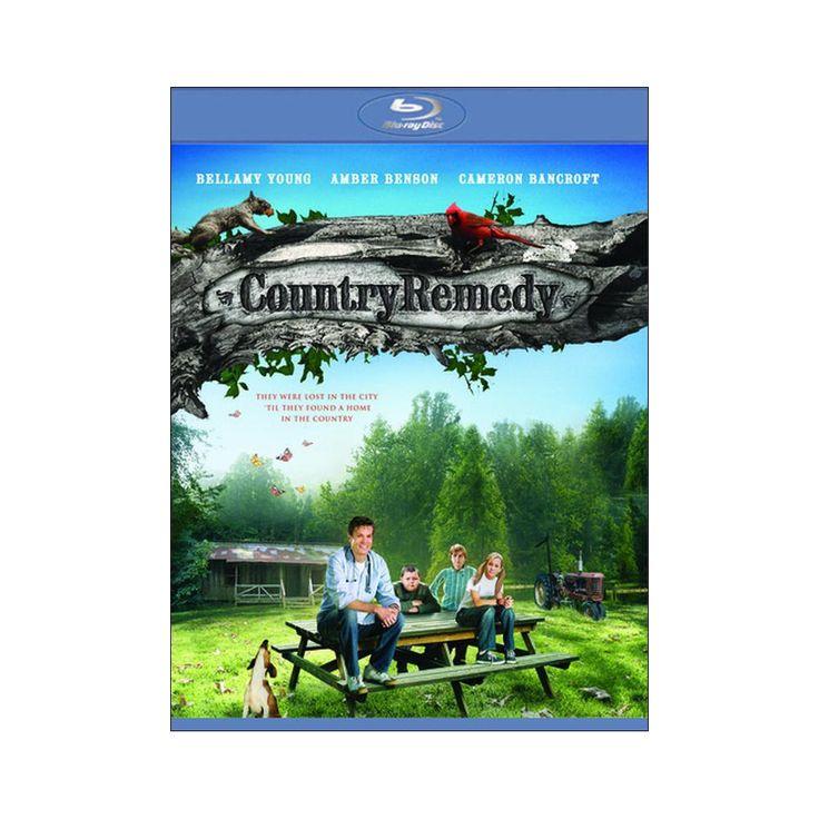 Country Remedy [Blu-ray], Movies