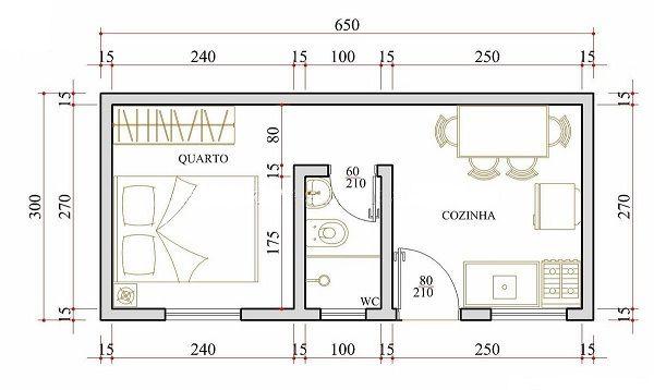 casa en 20 metros cuadrados - Google Search