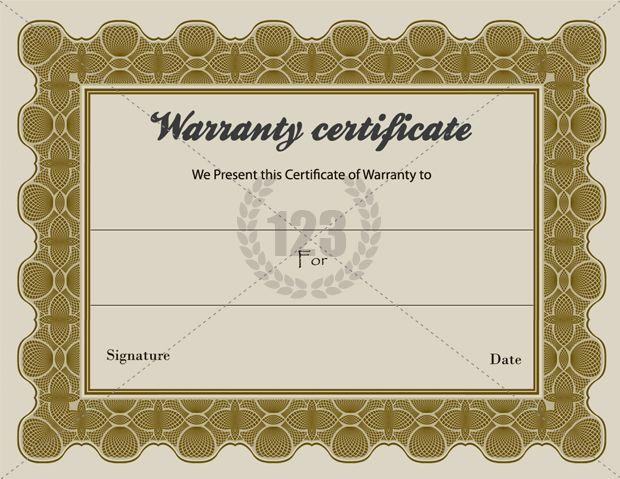 Special warranty certificate templates free 123certificate special warranty certificate templates free 123certificate templates certificate template certificate template pinterest certificate and template yadclub Gallery