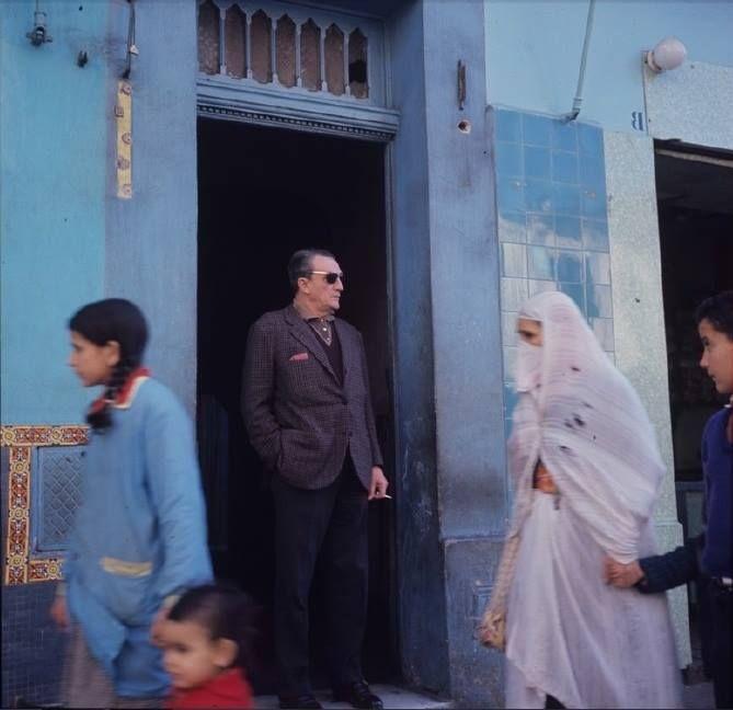 """Sul set de """"Lo straniero"""" (1967)"""
