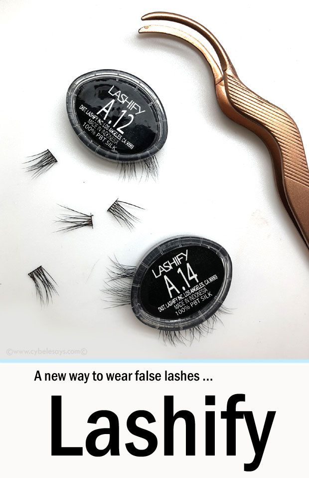 Looking for an easier and more economical way to wear false lashes? This new product @lashifyhq might be your answer! #beauty