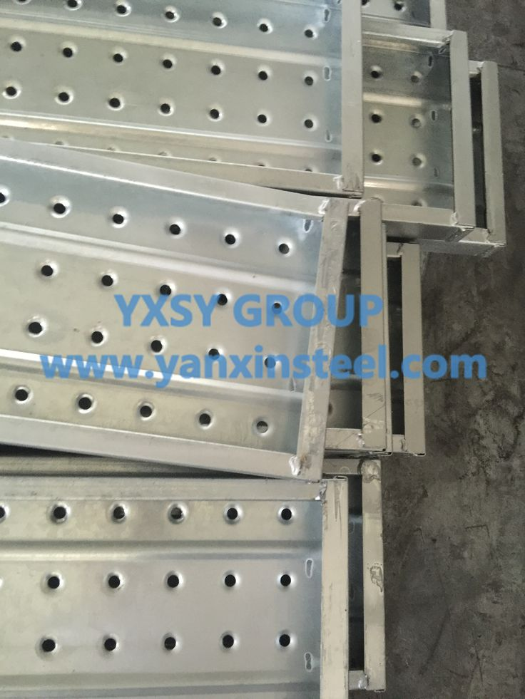 Scaffold Steel Plank   Excellent quality and competitive price,OEM is highly welcomed.