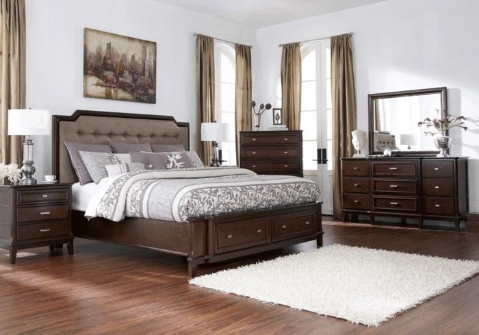 Love This Bedroom Suit Larimer Bedroom Set Cincinnati Overstock Warehouse Bedroom Furniture