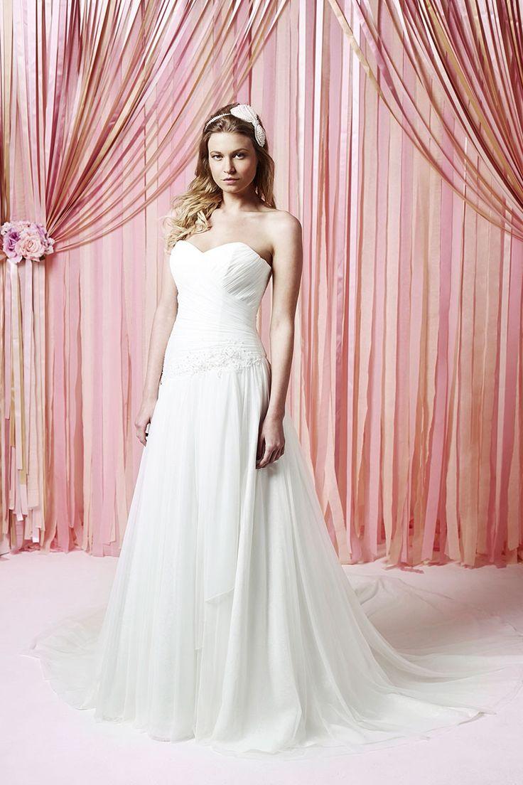 74 best dress images on Pinterest | Wedding dress, Wedding frocks ...