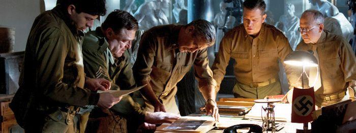 Film Památkáři / The Monuments Men