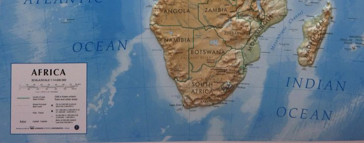 8 best africa raised relief map images on pinterest africa cards maps africa cards gumiabroncs