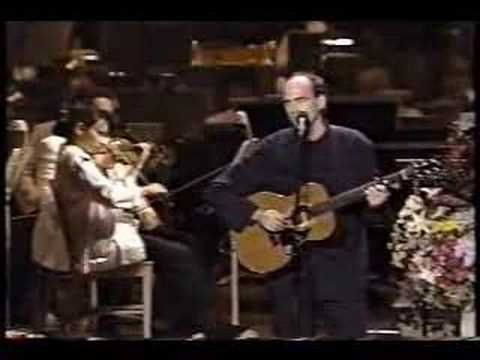 The Water is Wide-James Taylor. I love this version of the old English folk song. I had never heard it before and it just sounds so much better with JT's guitar backed by violins.