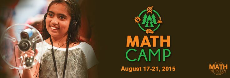 Math Camp takes place this summer in Orange County, CA! #summercamp