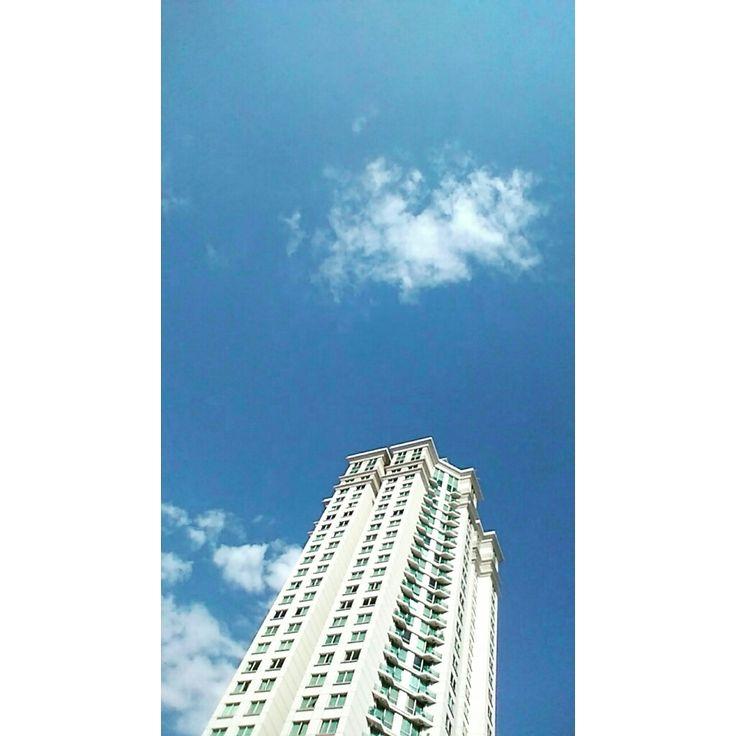 #blue #sky #tower