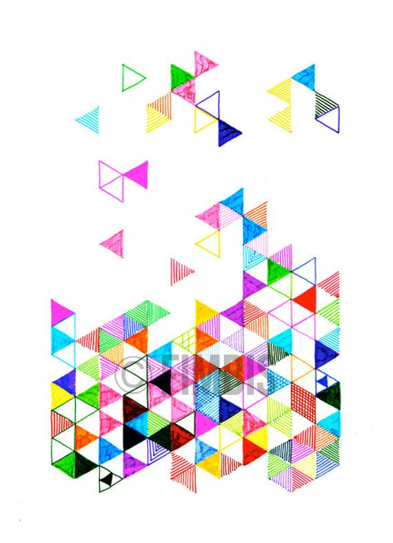 Falling Into Place print  Hand Drawn  Colourful by Fimbis on Etsy  #fimbis #etsy #doctorwho #drwho #wallart #style #styleblog #fashion #fashionblogger #fashionblog #styleblogger #tv #designer #blue #typography #movieposter #whovians #whovian #illustration #interiors #fblogger #interiordesign #homedecor #homestyle #artprint #timelord #scifi #thetardis #tardis #cyan