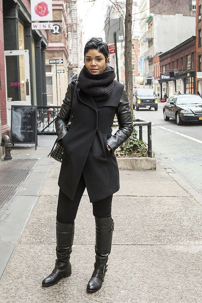 The Real Girl's Guide to Winter Street Style: During Fashion Week, we can't help but drool over the creatively chic outfits our favorite fashionistas put together.