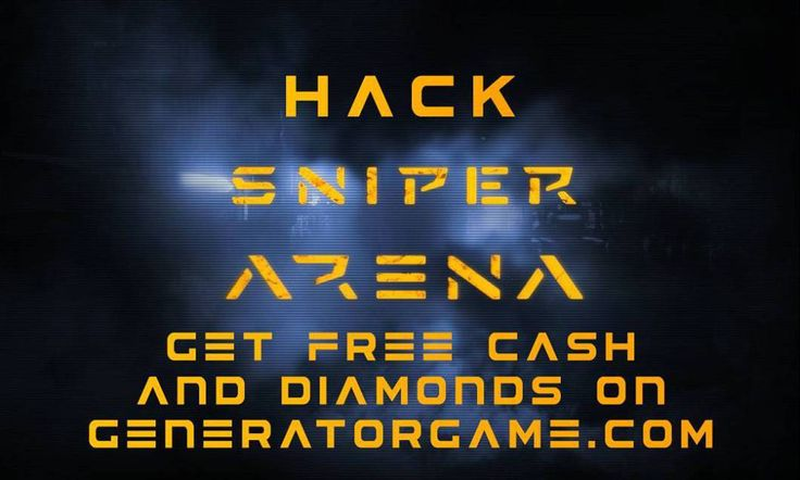 LETS GO TO SNIPER ARENA  ONLINE SHOOTER! GENERATOR SITE!  [NEW] SNIPER ARENA  ONLINE SHOOTER! HACK 2016 REAL WORKS: www.online.generatorgame.com Add up to 9999999 Cash and up to 9999 Diamonds for Free: www.online.generatorgame.com Trust Me! This Hack Method Works 100% Guaranteed: www.online.generatorgame.com No More Lies! Please SHARE this hack guys: www.online.generatorgame.com HOW TO USE: 1. Go to >>> www.online.generatorgame.com and choose Sniper Arena  online shooter! image (you will be…
