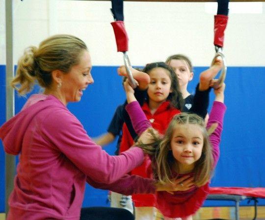 Arista S Jump Start Gymnastics Camp Redwood City California Kids Events
