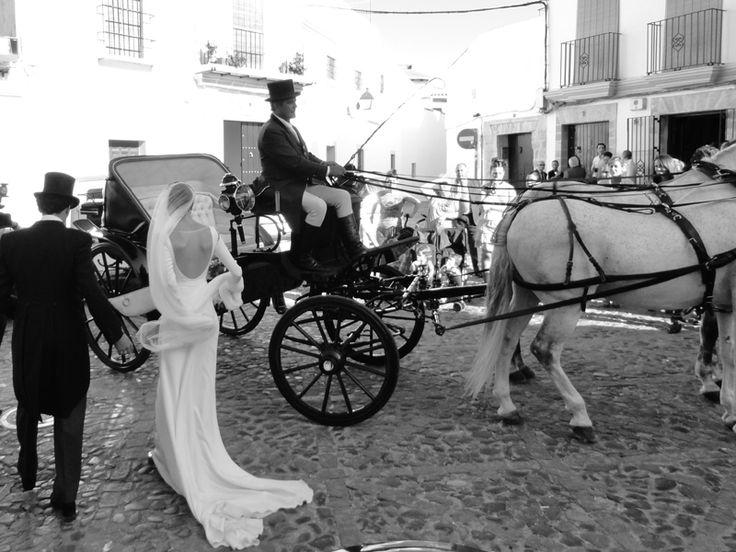 Casilda se casa » novia