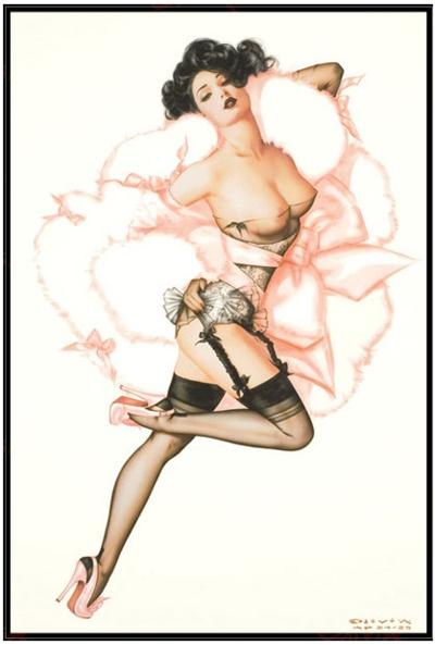 """Dita Pink"" by Olivia De Berardinis"