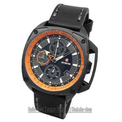 Jam Tangan Expedition E-6646 Black Orange Rp 1,135,000 | BB : 21F3BA2F | SMS :083878312537