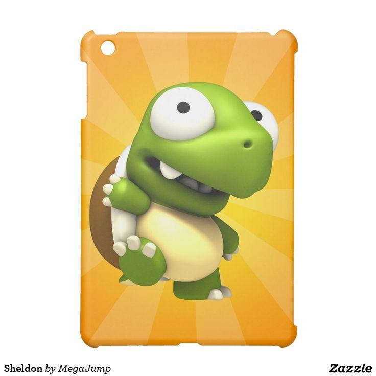 Sheldon iPad Mini Case. Regalos, Gifts. #carcasas #cases
