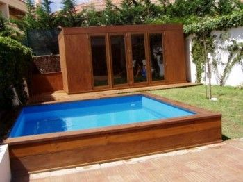 53 Best Piscinas Images On Pinterest Small Swimming