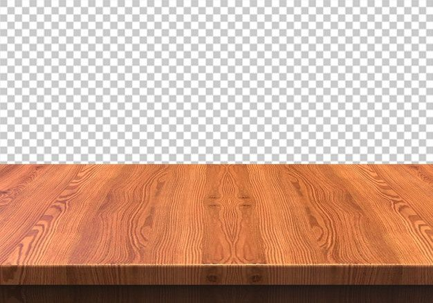 Wood Table Top Isolated On Transparent Background Wood Table Background Wood Table Top Wood Table