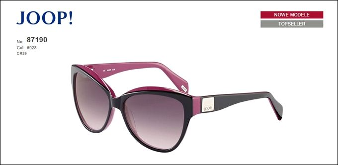 Okulary przeciwsłoneczne Joop! 87190