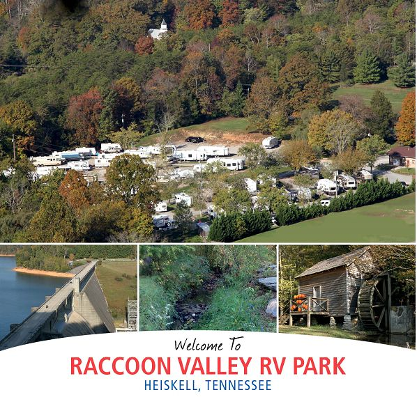 Raccoon Valley An Escapees RV Park In Heiskell TN This Is The